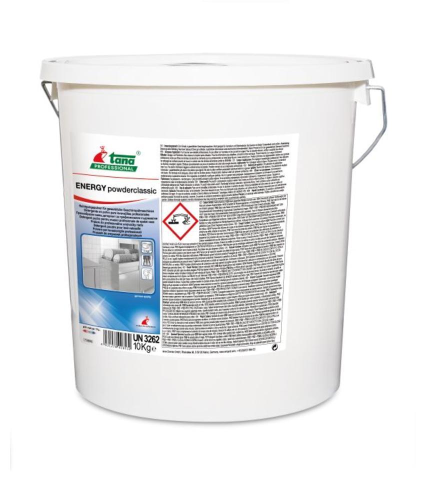 ENERGY powderclassic - 10 KG