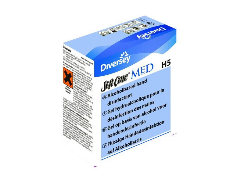 Johnson Diversey Soft Care Med H5 - 500ml