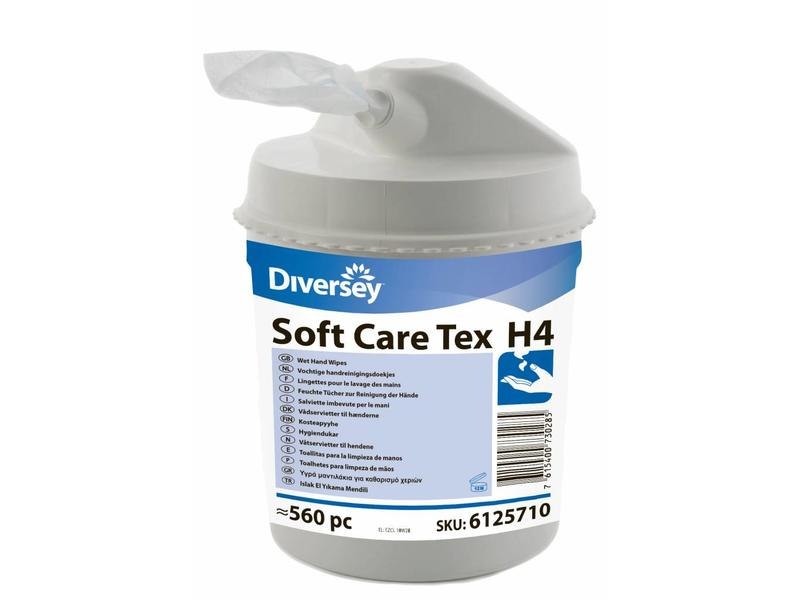 Johnson Diversey Soft Care Tex - 560 stuks