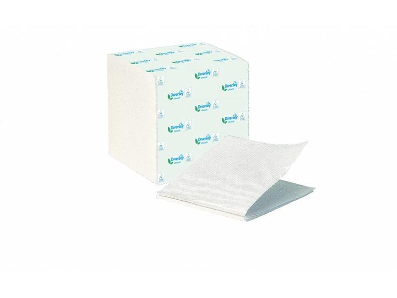 Johnson Diversey Gevouwen Toiletpapier Puur Cellulose Ultrasoft (2 laags)