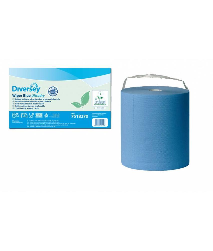Multirol Gelamineerd Blauw Puur Cellulose Ultradry (2 laags)
