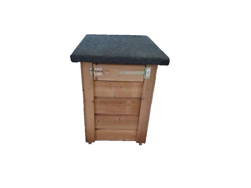 EKO 1000 EKO1000 Beschermcover hout