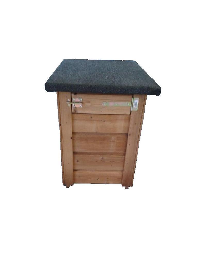 EKO1000 Beschermcover hout