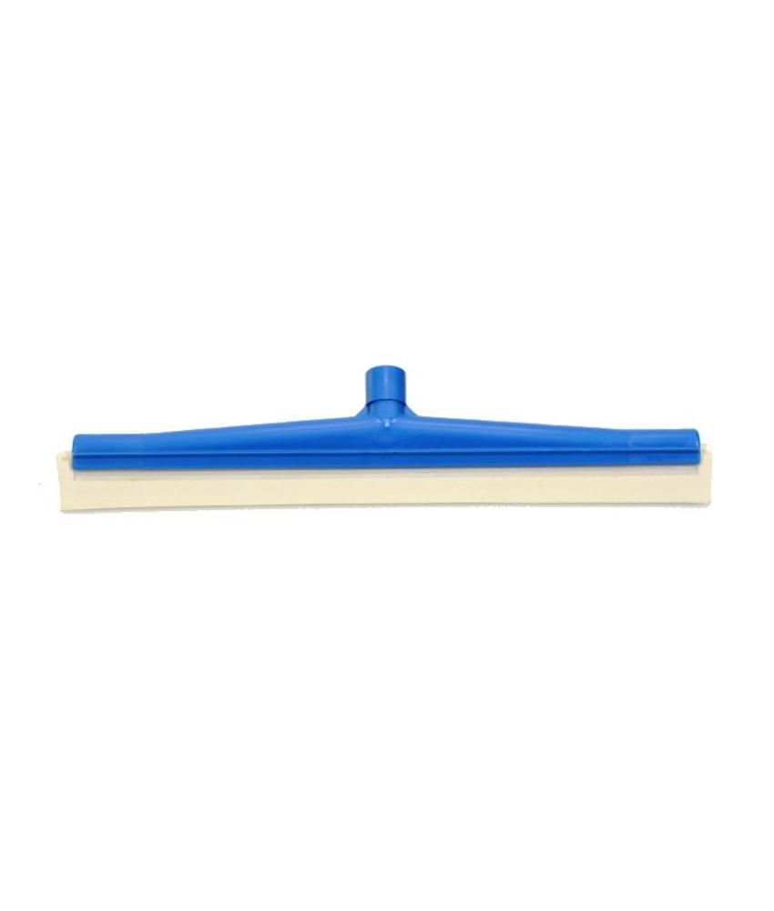 Vloertrekker gefixeerd blauw - 75cm