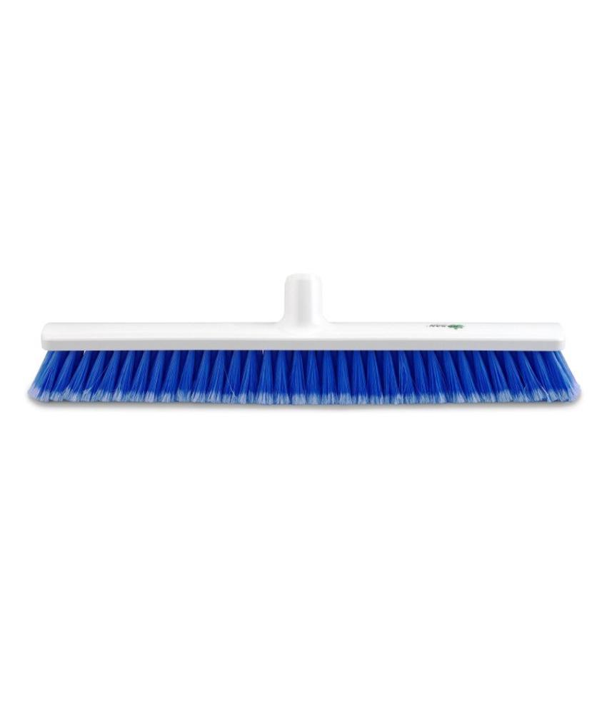 Zaalveger blauw - 50cm