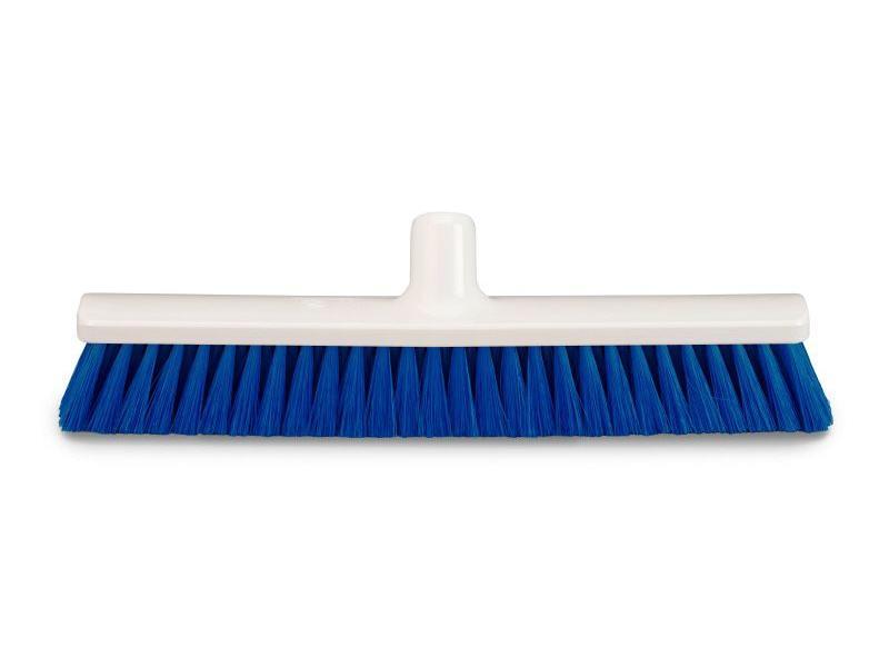 Eigen merk Zaalveger nylon blauw - 50cm