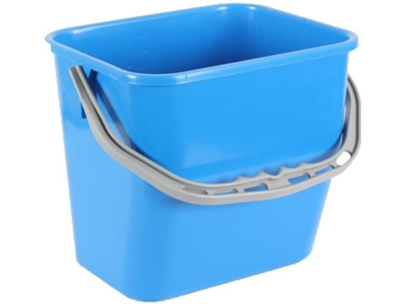Eigen merk Werkemmer blauw - 12L