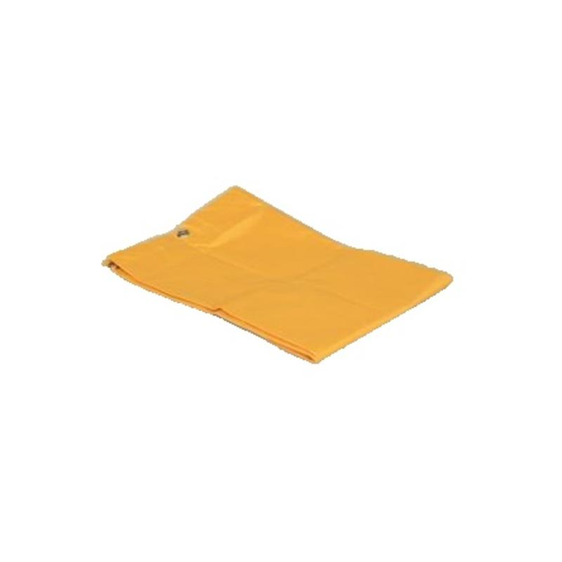 Waszak geel geplastificeerd voor Linnen transportwagen (940643)