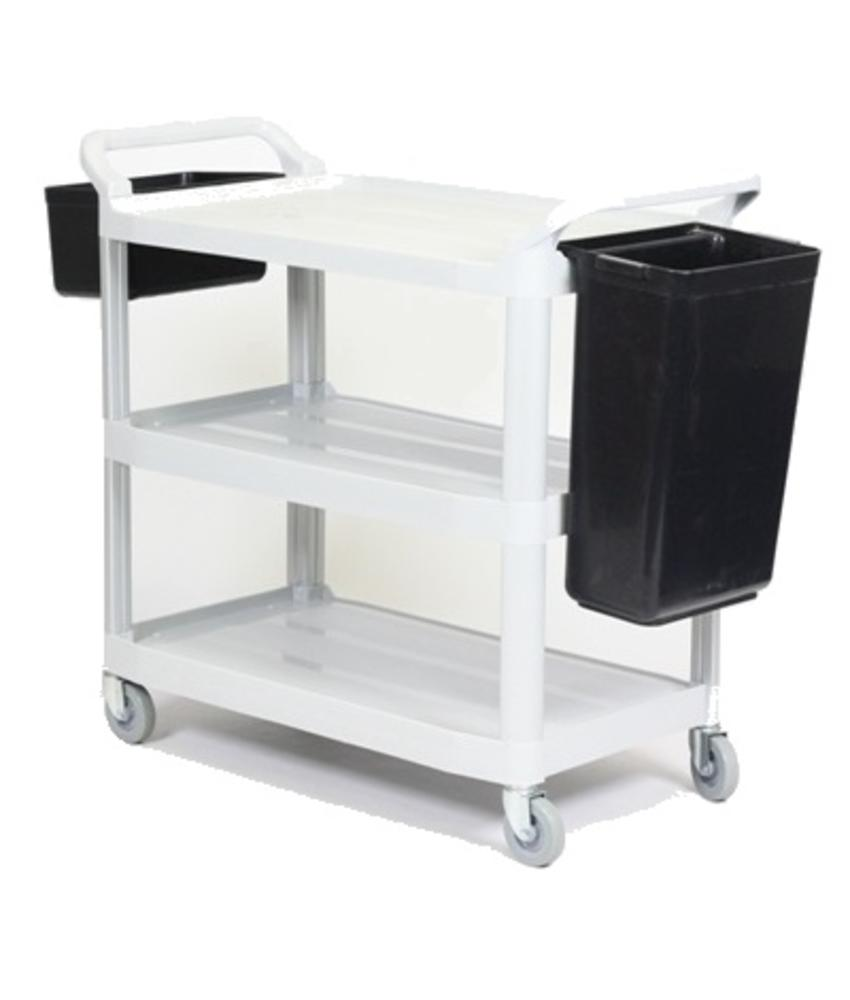 Restaurant/keuken transportwagen
