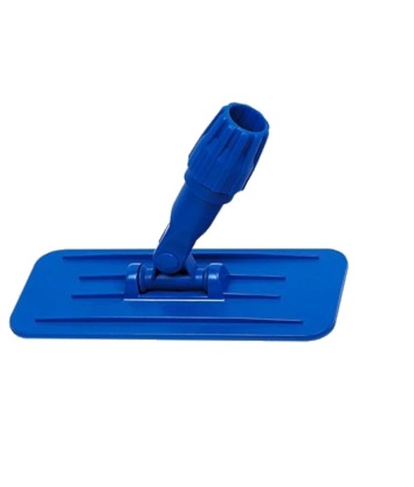 Jumbo padhouder met steel aansluiting blauw