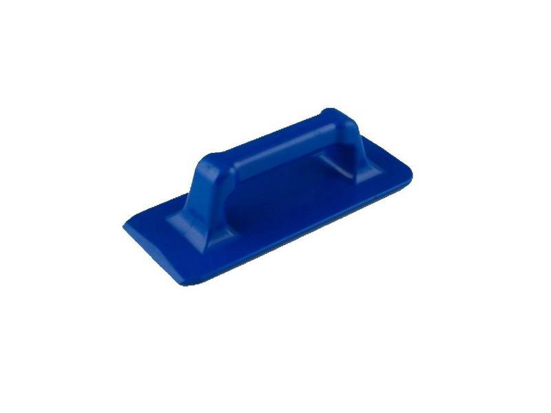 Eigen merk Midi padhouder met handgreep blauw