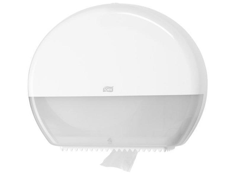 Tork Tork Jumbo Toiletpapier Dispenser Kunststof Wit T1
