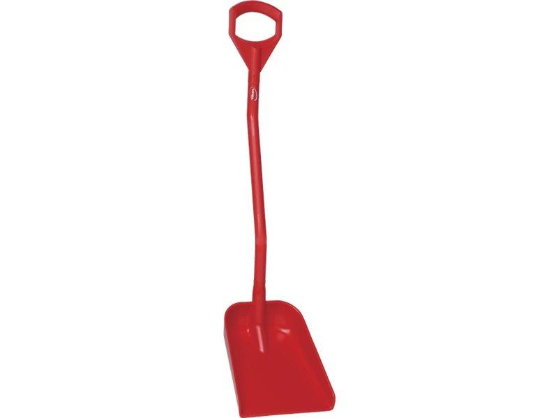 Vikan Vikan, Ergonomische schop, klein blad, 1150mm lang, rood