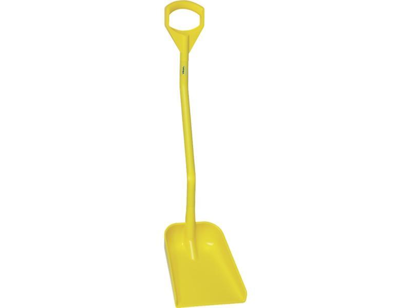 Vikan Vikan, Ergonomische schop, klein blad, 1150mm lang, geel
