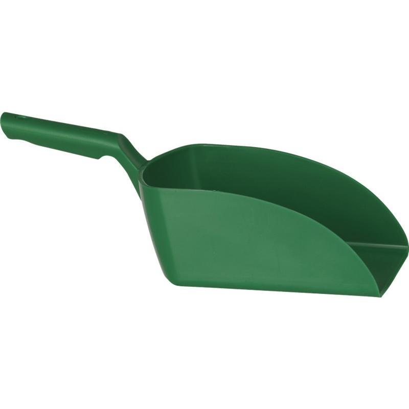 Vikan, Rechte handschep, groot, 2 liter, groen
