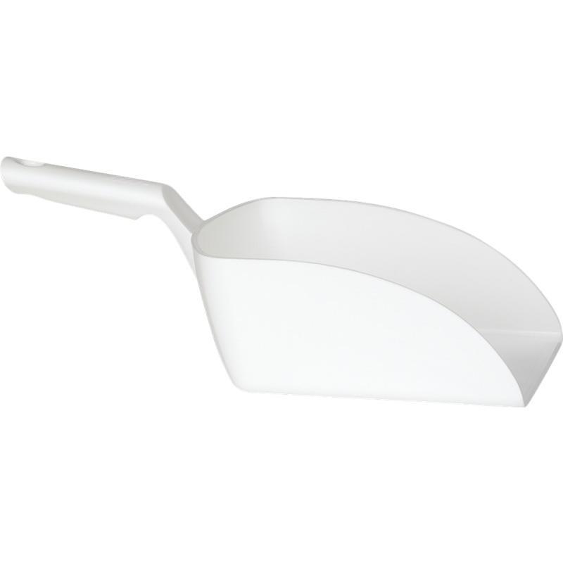 Vikan, Rechte handschep, groot, 2 liter, wit