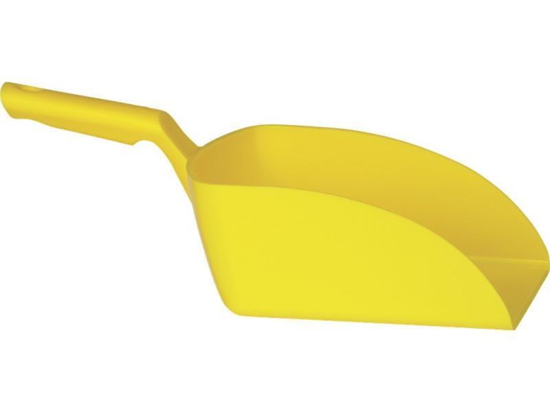 Vikan Vikan, Rechte handschep, groot, 2 liter, geel