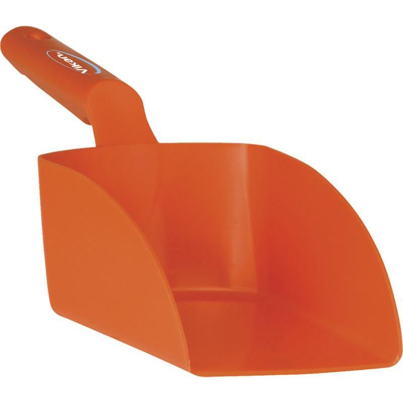 Vikan, Rechte handschep, medium, 1 liter, oranje
