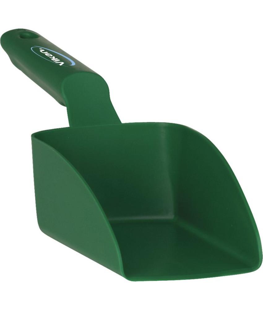 Vikan, Rechte handschep, klein, 0,5 liter, groen