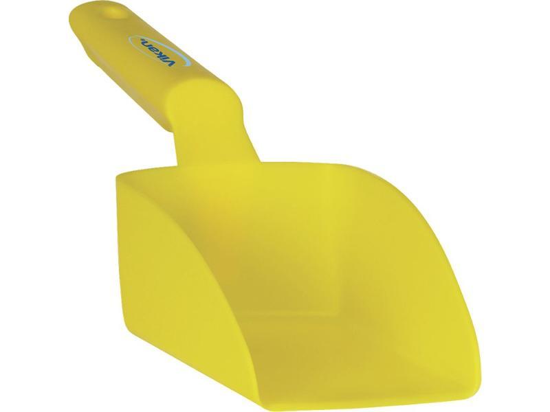 Vikan Vikan, Rechte handschep, klein, 0,5 liter, geel