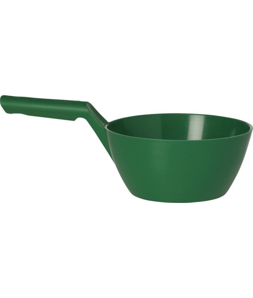 Vikan. Ronde schepbak 1 liter, groen