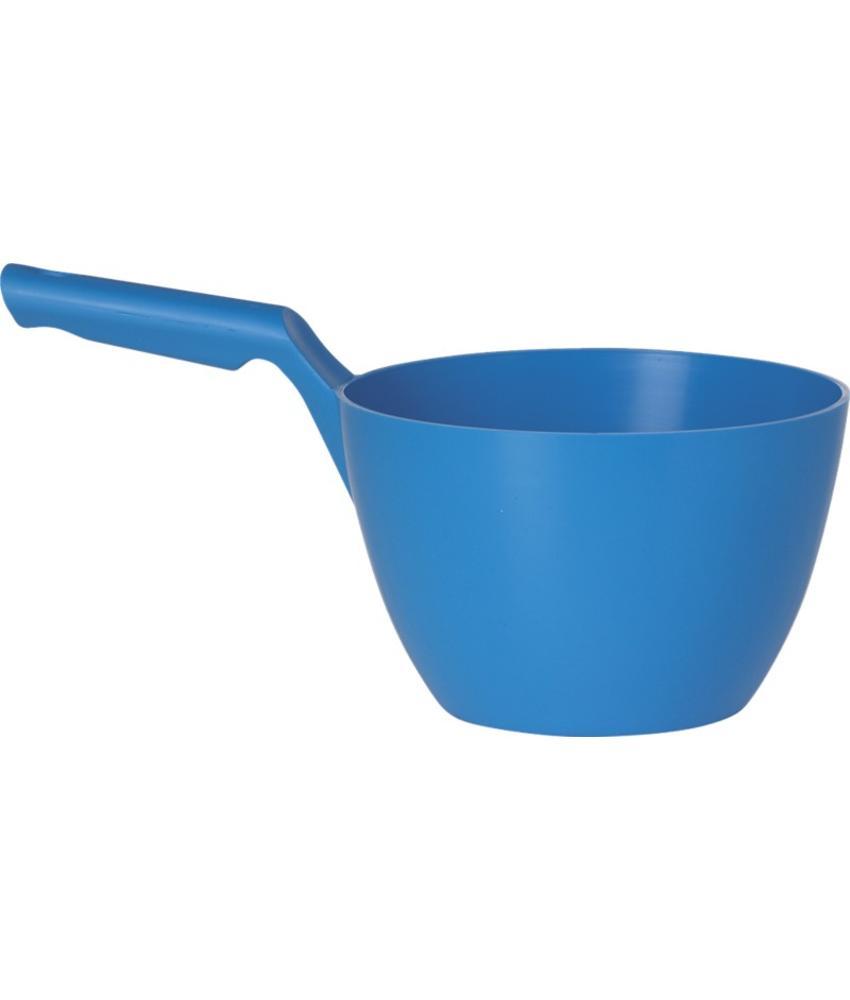 Vikan, Ronde schepbak 2 liter, blauw