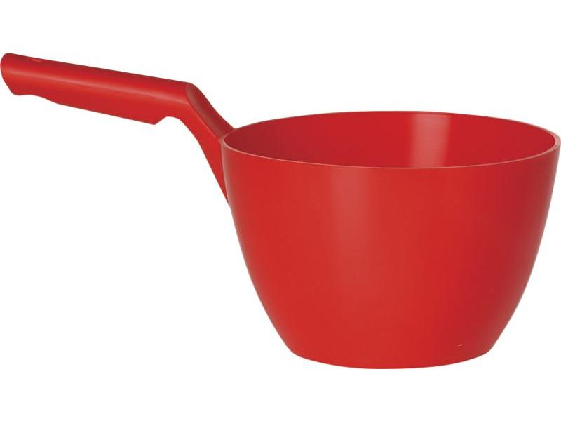 Vikan Vikan, Ronde schepbak 2 liter, rood