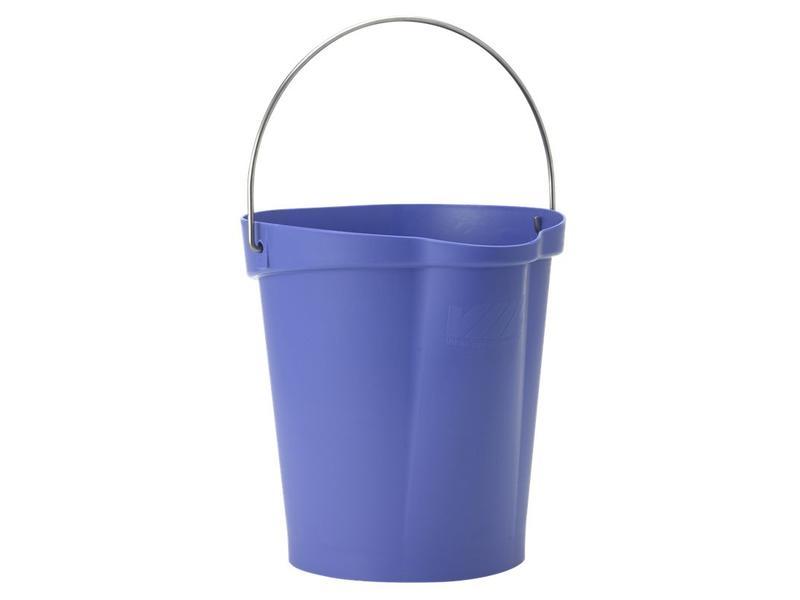 Vikan Vikan, Emmer 12 liter, paars