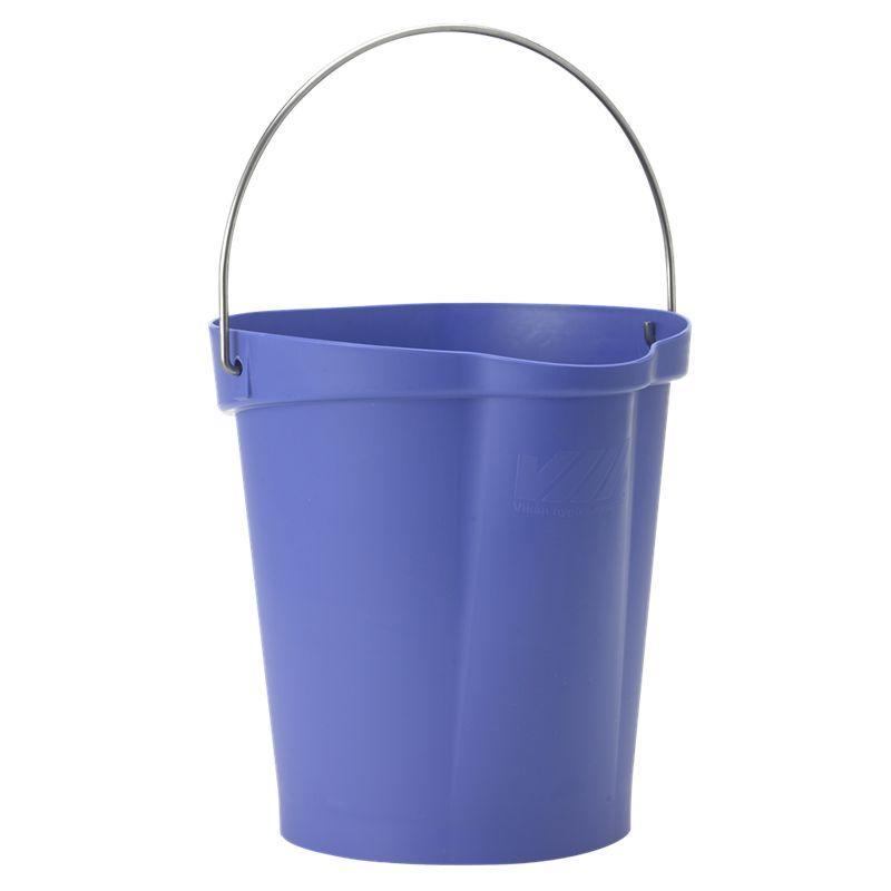 Vikan, Emmer 12 liter, paars