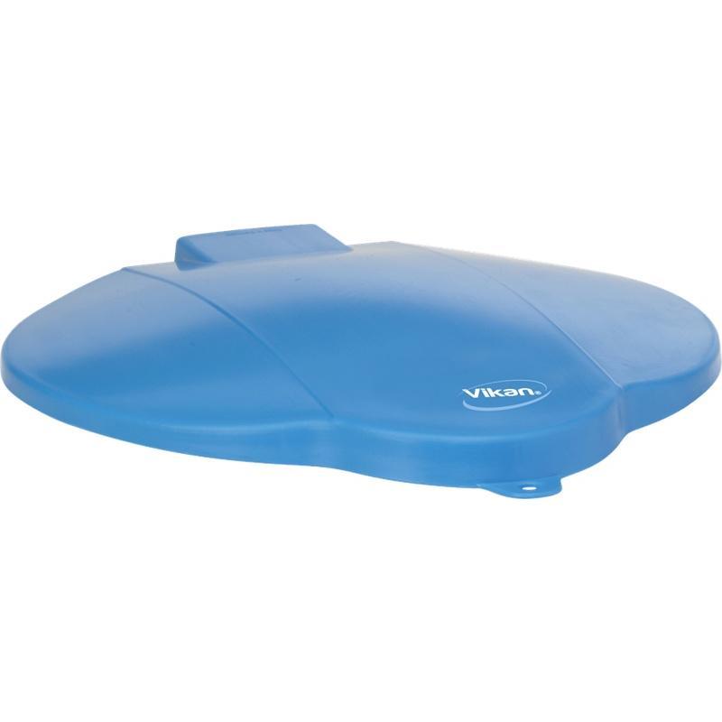 Vikan, deksel voor 12 liter emmer, blauw
