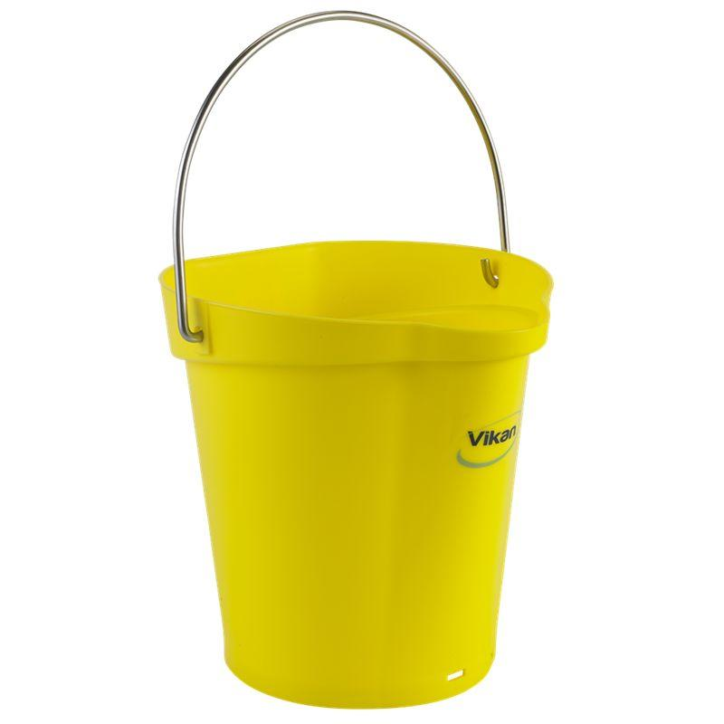 Vikan, Emmer 6 liter, geel