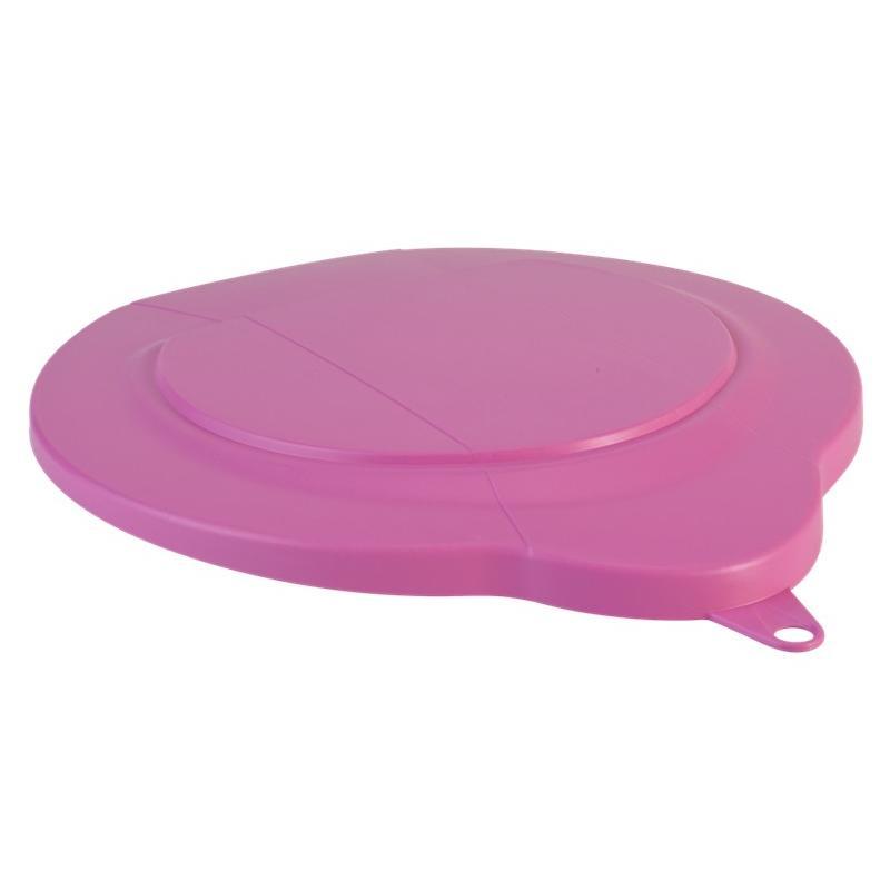 Vikan, deksel voor 6 liter emmer, roze