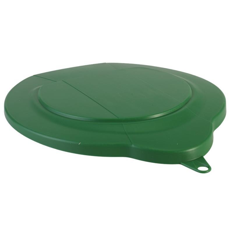 Vikan, deksel voor 6 liter emmer, groen