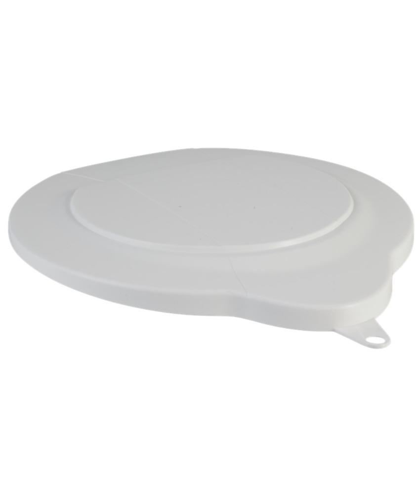 Vikan, deksel voor 6 liter emmer, wit