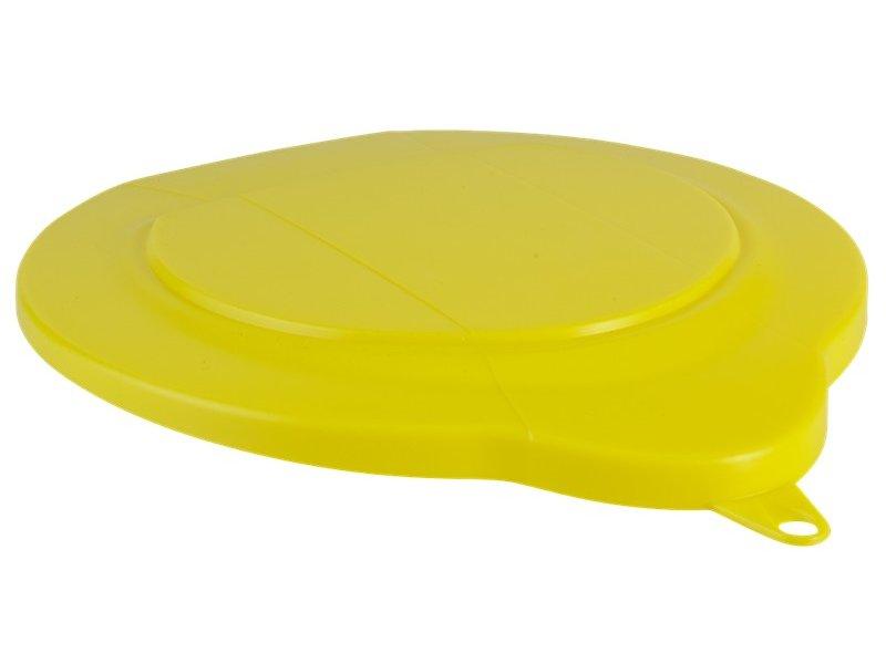 Vikan Vikan, deksel voor 6 liter emmer, geel