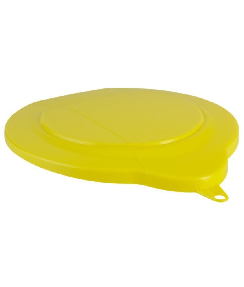 Vikan, deksel voor 6 liter emmer, geel