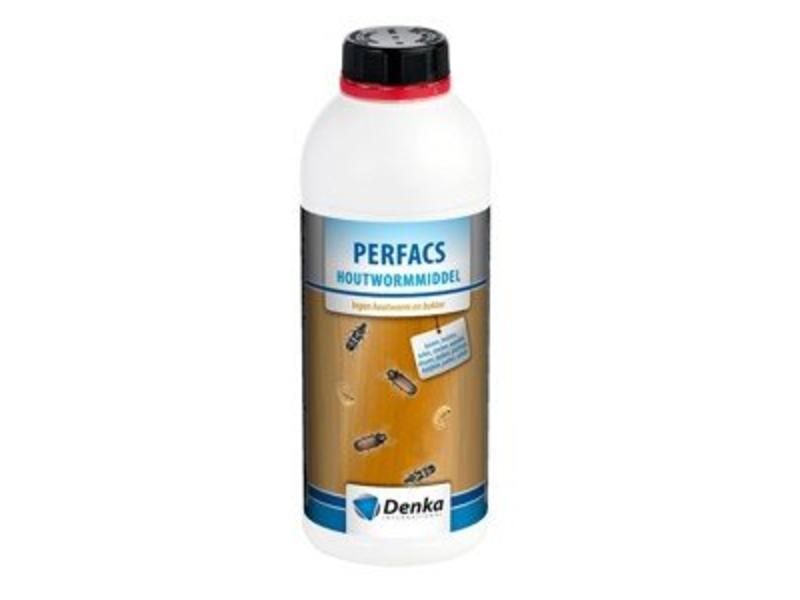 Ongedierte Perfacs Houtwormmiddel Vloeibaar 1L