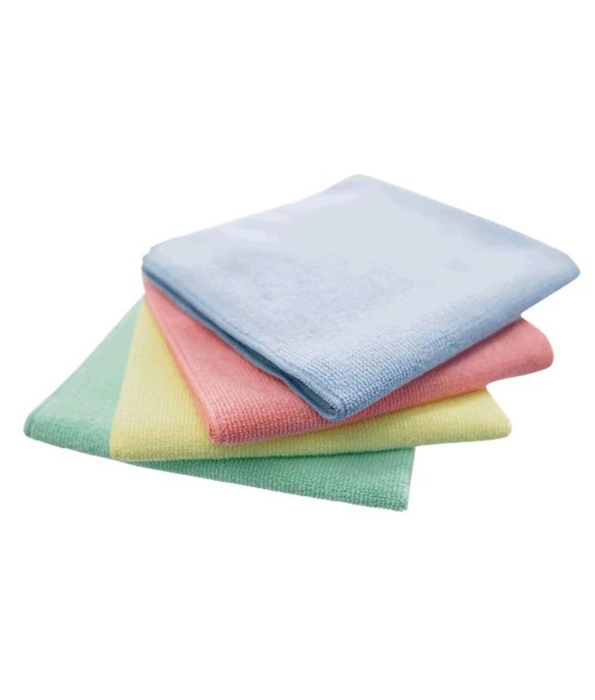 Microvezeldoek professioneel 320/340 gram - Groen