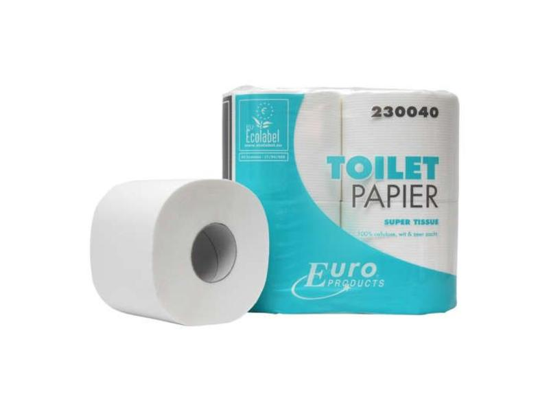 Euro Products Euro Products Toiletpapier Euro tissue cellulose, 2-laags