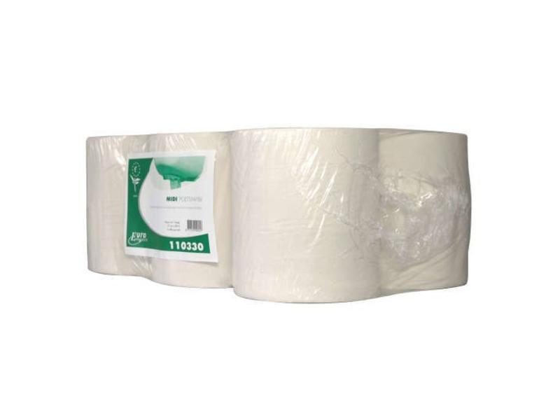 Euro Products Euro naturel wit, 1-laags