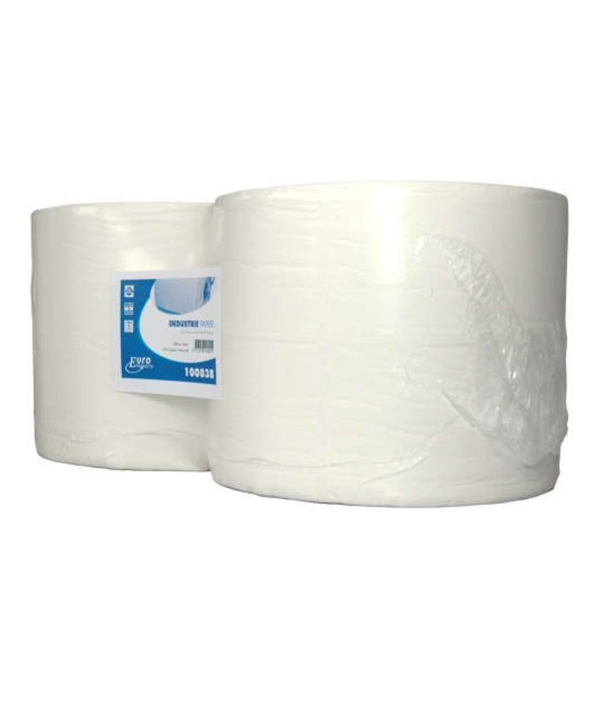 Euro Products 2-laags Euro industriepapier Cellulose