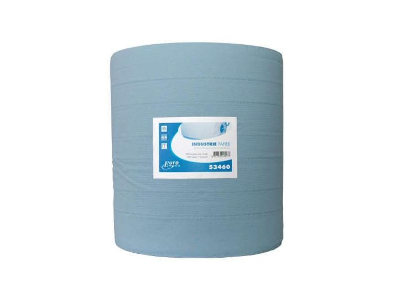 Euro Products Euro blauw recycled verlijmd, 3-laags