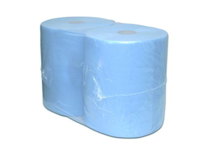 Euro Products Euro Products 2-laags Industriepapier blauw cellulose verlijmd