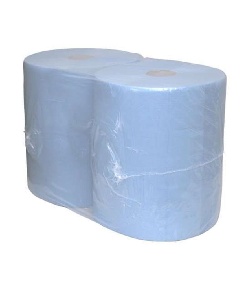 Euro blauw cellulose verlijmd, 3-laags