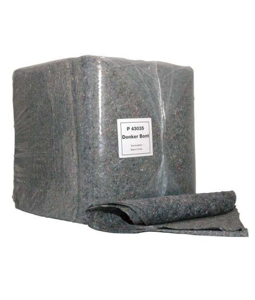 Donkerbonte doek A-kwaliteit, 37cm x 37cm