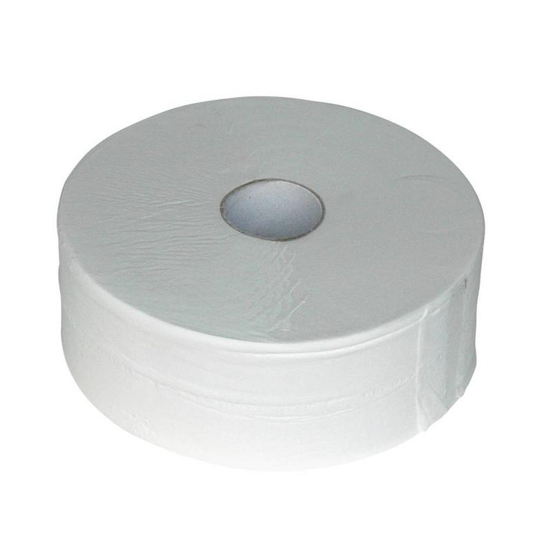 Toiletpapier cellulose euro maxi jumbo, 2-laags