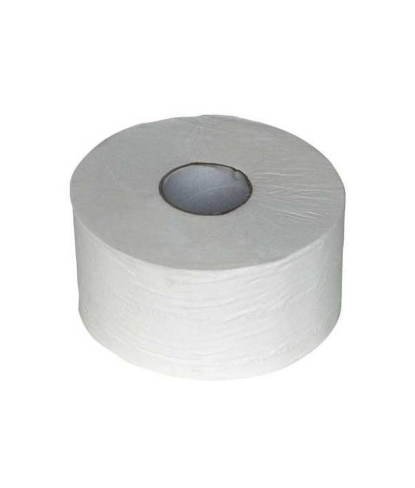 Toiletpapier ECO cellulose euro mini jumbo, 2-laags