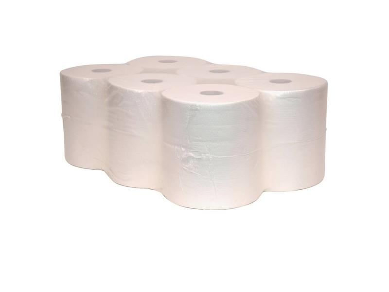 Euro Products Euro Products 2-laags Handdoekrol Controlomatic Cellulose