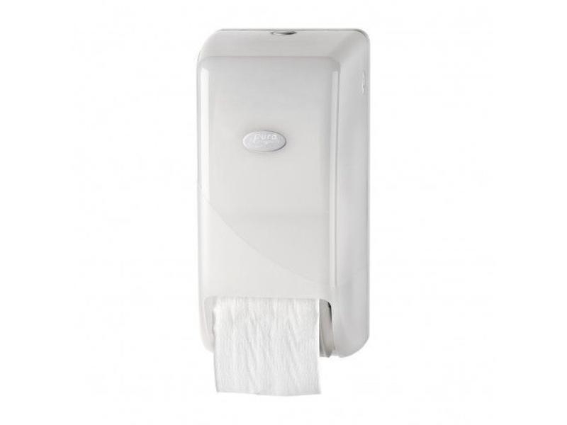 Eigen merk Dispenser Toiletpapier Doprol, wit