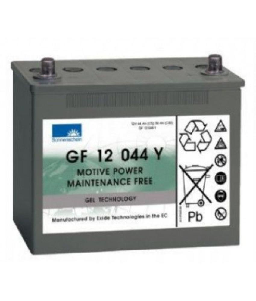 Tractiebatterij 12V, 25 Ah t.b.v. Taski swingo 350 B